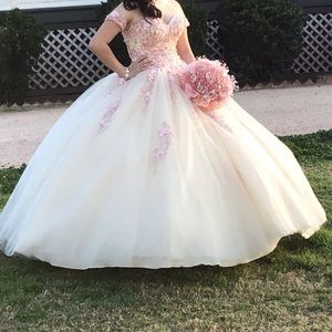 Quinceañera dress used 2/2020 in great condition